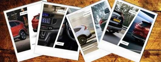 2017 Honda CR-V: Порівняння нової моделі зі старої