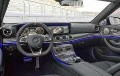 Показаний новий 2018 Mercedes E63 AMG | Фото, технічні характеристики