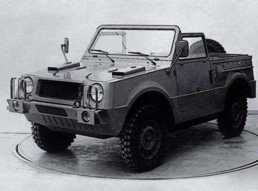 20 рідкісних Радянських автомобілів