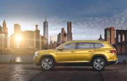 2018 Volkswagen Atlas, перші офіційні фотографії