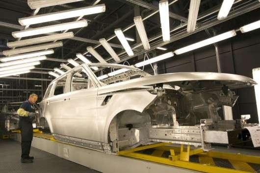 Як роблять алюмінієві автомобілі
