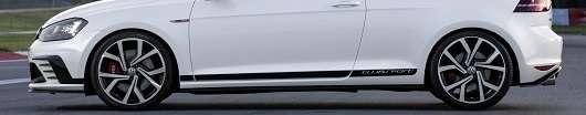 Самі красиві колісні диски на серійних автомобілях