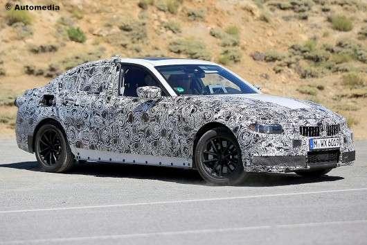 BMW 3-серії G20 (2018): Попередній огляд