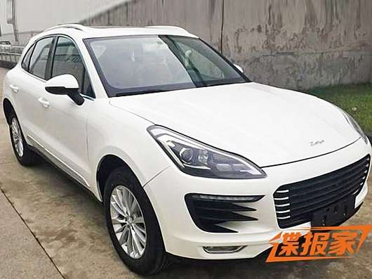 Які нові автомобільні підробки зробили в Китаї в 2016 році?