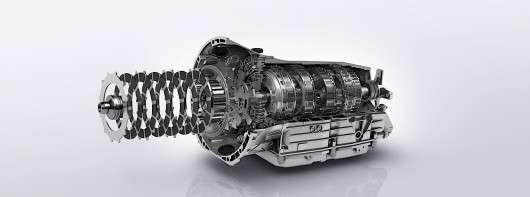 Як працює коробка передач Mercedes AMG?