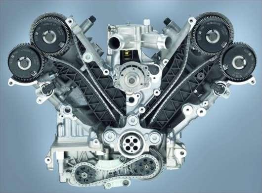 Десять найбільш складних автомобільних двигунів