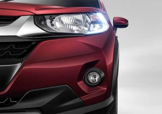 Новий кросовер Honda WR-V для ринків, що розвиваються