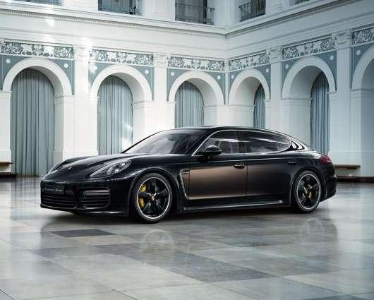 Розкрито російські ціни на нові версії 2017 Porsche Panamera