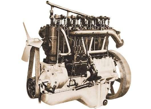 Дизельні мотори: Історія розвитку