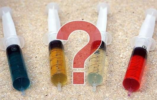 Отруєння метанолом і етиленгліколем: Антрифриз, гальмівна рідина і незамерзайка