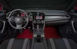 Нова спортивна версія 2017 Honda Civic Si зявиться в наступному році