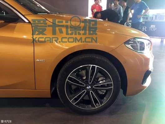 Китайська BMW 1-Series, версія для Китаю: Фото