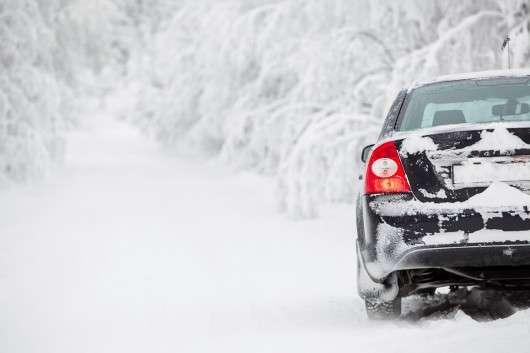Керівництво по зимової експлуатації автомобіля