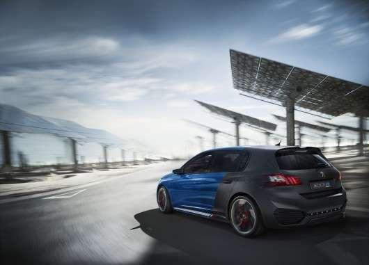 Пежо створить гарячий хетч в противагу Ford Focus RS