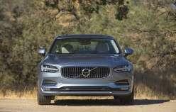 Тест-драйв бізнес-класу 2017: Volvo S90 T6, Cadillac CT6 2.0 T, Mercedes-Benz E300