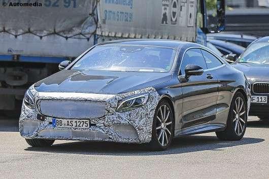 Всі нові моделі Mercedes-AMG, які вийдуть до 2021 року
