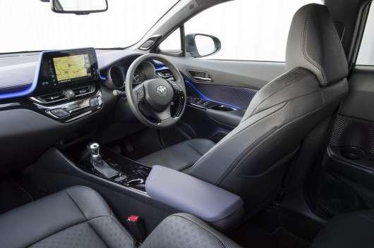 Toyota розкрила деталі про модульної платформі TNGA