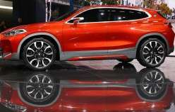 Серійний кросовер 2018 BMW X2 залишить зовнішність концепту