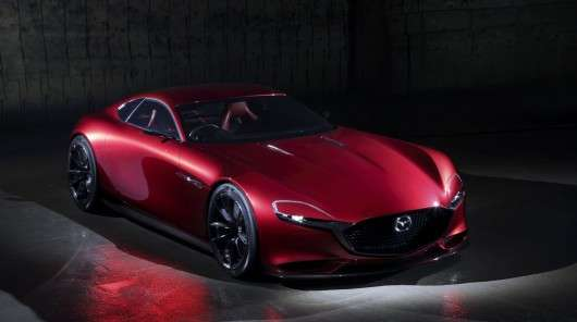 Mazda відмовилася від ідеї створення спорткара з роторним двигуном