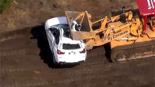 У США знищено 120 нових BMW [Відео]