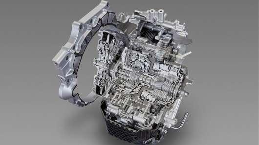 Нова 10-ступінчаста коробка передач і оновлений двигун Тойоти заощадять 20% палива