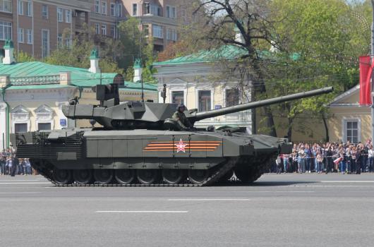 Військова техніка: 20 найбільш дивовижних транспортних засобів