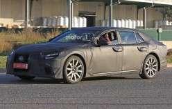 Наступне покоління преміального Lexus LS дебютує на Детройті