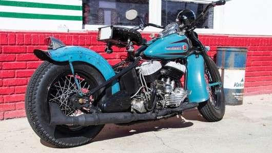 Вінтажний огляд: Harley-Davidson UL Bobber 1947 року