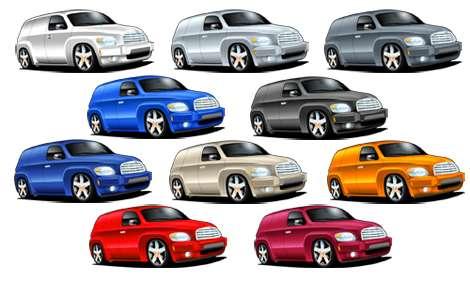 Які кольори автомобілів стали найпопулярнішими в 2016 році