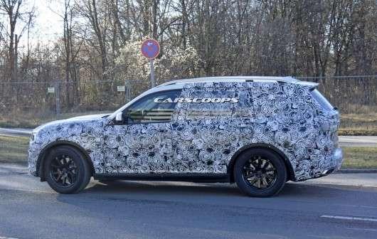 BMW X7 проходить останні випробування перед офіційною премєрою