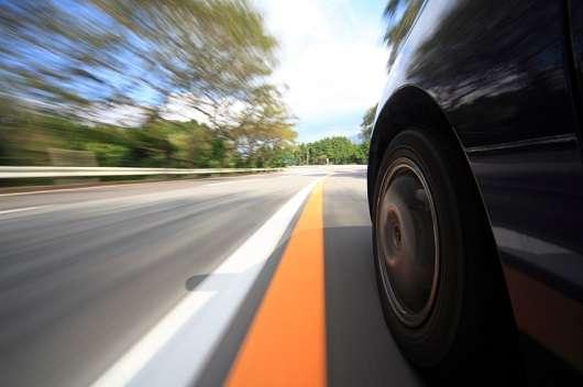 Індекс швидкості шин
