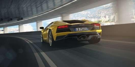 Офіційна премєра 2017 Lamborghini Aventador S