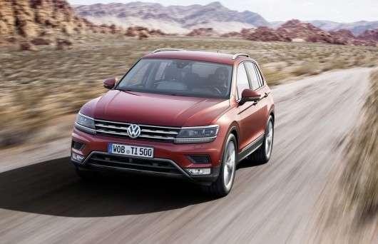 Рейтинг найпопулярніших автомобілів в Європі за листопад 2016 року