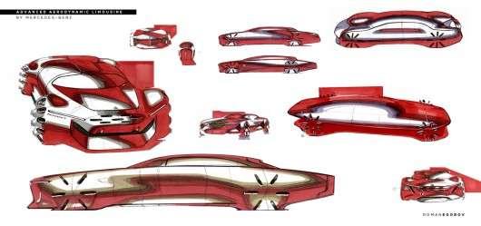 Концепт-кар від Mercedes обіцяє стати самим аэродинамичным лімузином майбутнього