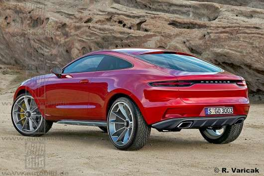 Всі нові автомобілі Порше до 2021 року