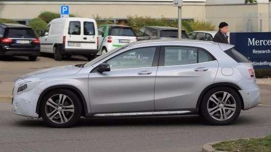 Рестайлінг йому до лиця, які зміни очікують оновлений Mercedes GLA в 2017 році?