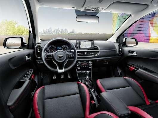 2017 Kia Picanto розсекречений напередодні Женевського автосалону