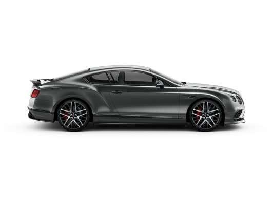 Bentley показав найпотужніший Continental в історії [Фотографії, технічні характеристики]