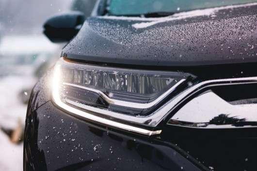 Огляд нового кросовера 2017 Honda CR-V
