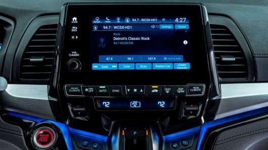 Премєри Детройта в 2017 році: Мінівен 2018 Honda Odyssey