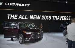 Велика добірка фотографій з 2017 Detroit Auto Show