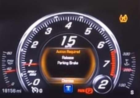 Що відбувається якщо під час руху автомобіля включити електронний ручник