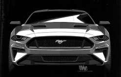 Форд представив рестайлінгову версію Мустанга 2018 модельного року