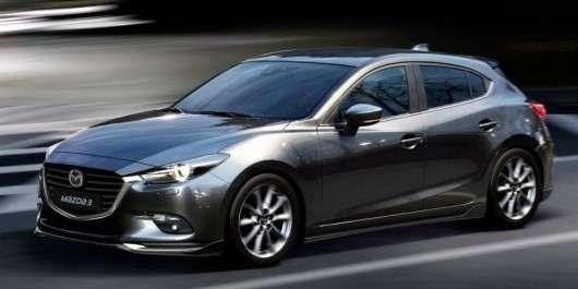 Mazda розробляє новий тип бензинових двигунів без свічок запалювання