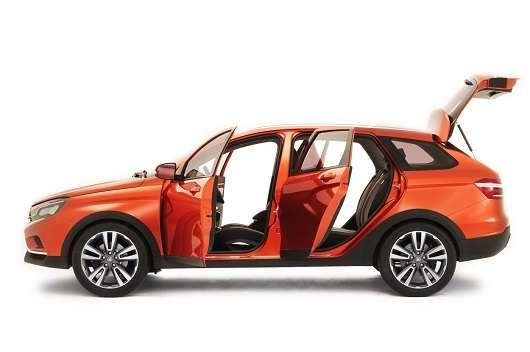 АвтоВАЗ призначив дату початку продажів універсалу Лада Веста