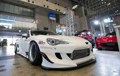 Tokyo Auto Salon 2017, японська тюнінг у всій красі