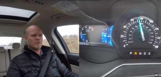 Що відбудеться, якщо на швидкості 110 км/годину в автомобілі включити задню швидкість