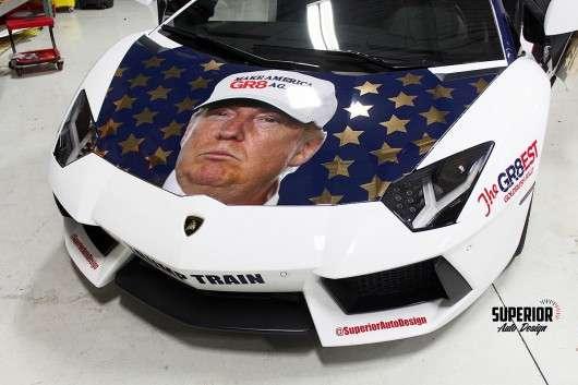 Що стоїть у Дональда Трампа в гаражі