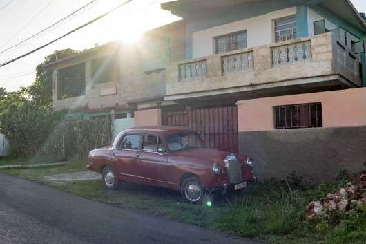 Автомобілі на Кубі: Автомобільний світ Острова Свободи