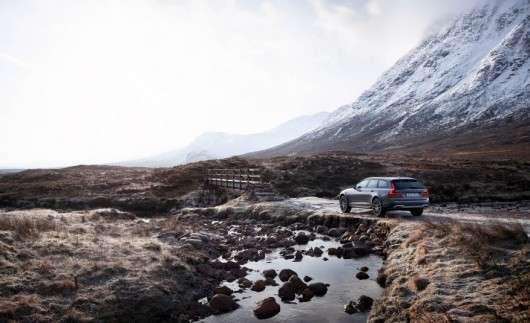 2017 Volvo V90 Cross Country: Перший огляд зі Швеції